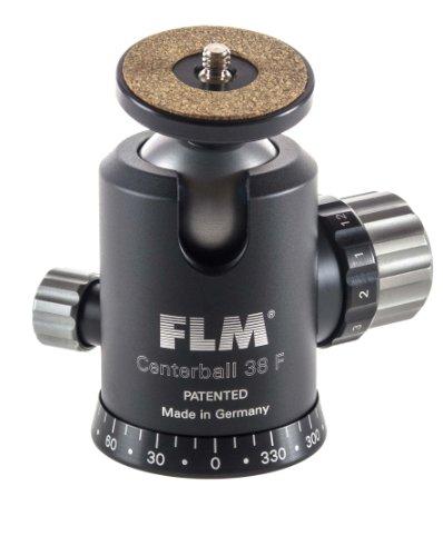 FLM 1238901 - Rótula para trípode, Negro