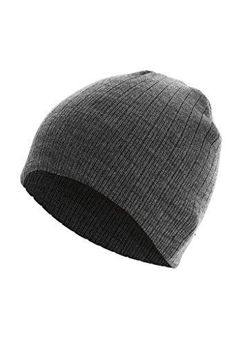 MasterDis Beanie Regular Mütze Ht.Grey, Grey, Uni
