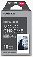 Fujifilm Instax Miniモノクロフィルム - 10枚