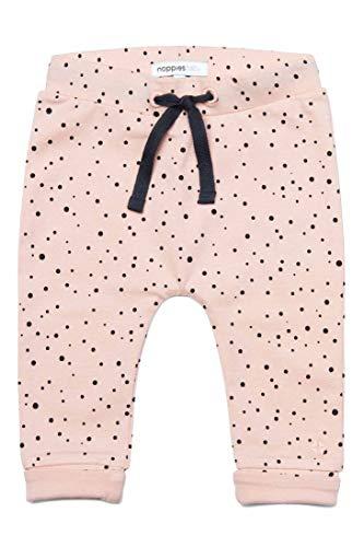 Noppies Baby-Unisex Pants Comfort Hose besonders weichem Material Gummibund und Tunnelzug (Peach Skin (P214), 50)