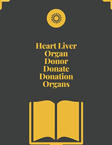 Heart Liver Organ Donor Donate Donation Organs: Adult Finance Log Book | Donation Tracker for Charities | Breast Cancer Donation Record | Charity ... Thanksgiving And Christmas Donation Log Book