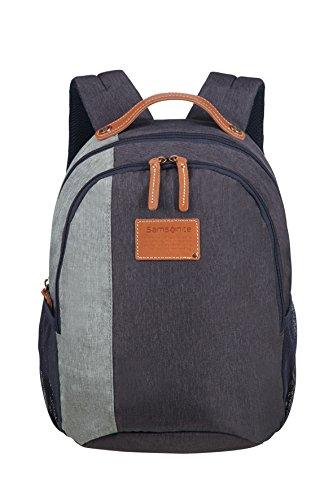 SAMSONITE Rewind Natural - Backpack Small - 0.4 KG Rucksack, 38 cm, 15 L, River Blue