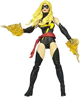 Marvel Universe 3 3/4 Inch Series 3 Action Figure #22 Ms. Marvel Black Outfit