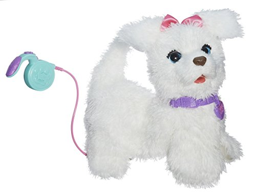 Hasbro FurReal Fur Real Friends A7274EU4 Gogò, Cucciolo Interattivo