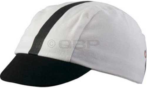 Pearl Izumi Selling Cotton Cycling Cap Rob Size OFFer One White