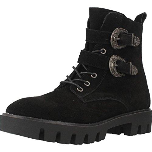 SIXTY SEVEN 78196 Bottines Boots Femme Noir 37 EU