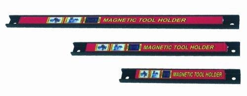 Outifrance 0230014 Barre de Rangement magnétique-450 mm, Noir