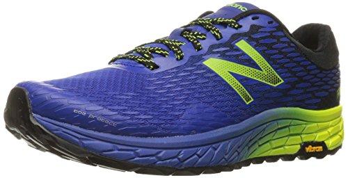 New Balance HieroV2, Zapatillas para Carreras de montaña Hombre, Eléctrico Azul UV...
