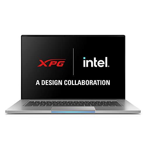 "XPG Xenia Xe Lifestyle Gaming Ultrabook Laptop PC Intel Core i7-1165G7 DDR4 16GB 1TB PCIe 4x4 SSD, Intel Iris Xe GPU, 15.6"" Touch Screen (XENIAXe15TI7G11GXELX-SGCUS)"