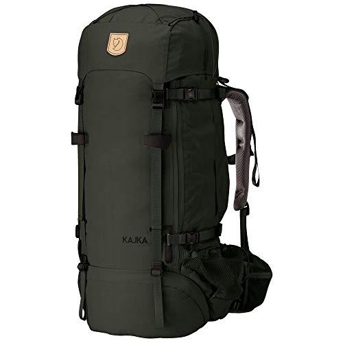 Fjällräven Wanderrucksack Kajka Backpack, Forest Green, OneSize