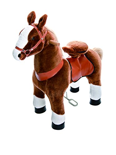 Smart Gear Pony Cycle Chocolate, Light...