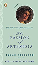 Books set in Italy - the passion of artemisia