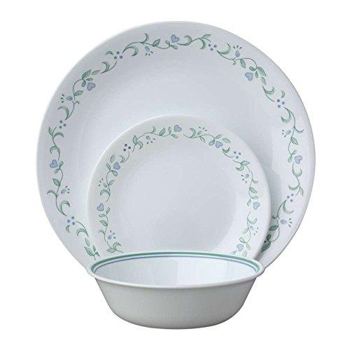 Corelle Livingware 24-Piece Dinnerware Set, Service for 8