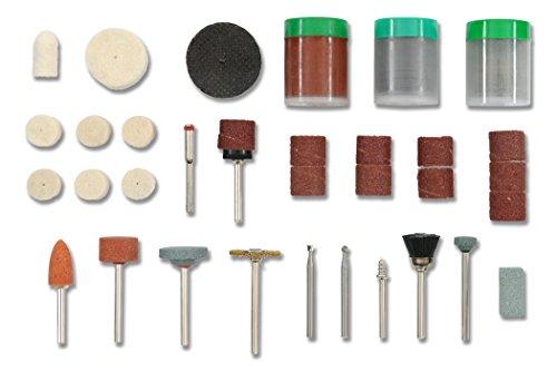 KWB 49510900 Juego de mini-accesorios para taladradora, kit
