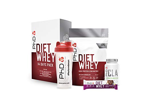 PhD Nutrition Diet Whey -14 Day Starter Pack