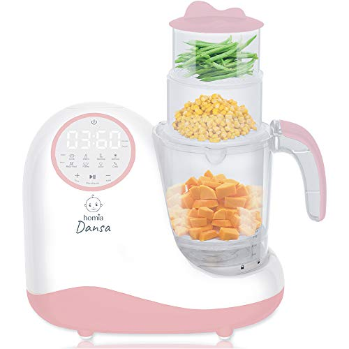 Homia Baby Food Maker Chopper Grinder | Amazon