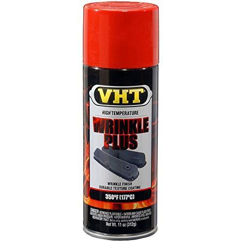VHT GSP204 Schrumpflack Rot Wrinkle Plus hitzebeständig bis 177°C (EUR 37,25/L)
