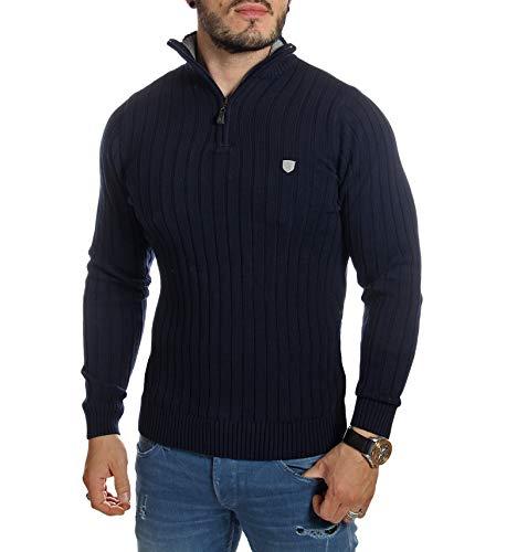 Sir Raymond Taylor Herren Pullover Blau blau One Size Gr. Large, blau