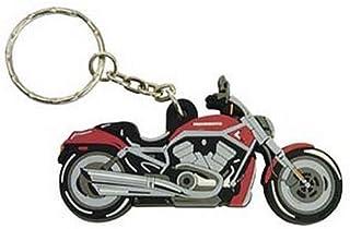 Puerta llaves goma vrod Harley Davidson Moto Custom
