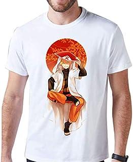 Camiseta Naruto Hokage Anime