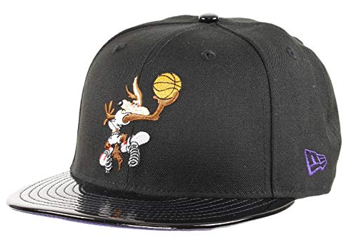 New Era Wile E. Coyote 59fifty Basecap Basketball Looney Tunes Black - 7 5/8-61cm