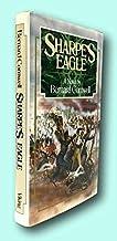 Rare Bernard Cornwell / SHARPE'S EAGLE Richard Sharpe and the Talavera Signed 1st