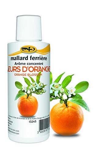 Mallard Ferrière - Flacon Arôme Concentré 115 Millilitres - Oranger Fleurs