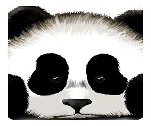 Echonie Custom Cute Panda Anti Slip Comfort Gaming Mouse Pad - Durable Office Accessory Gift