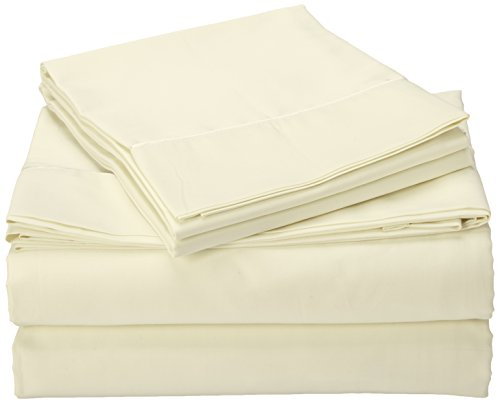 TEMPUR-Pima Cotton Egg Shell Sheet Set, King