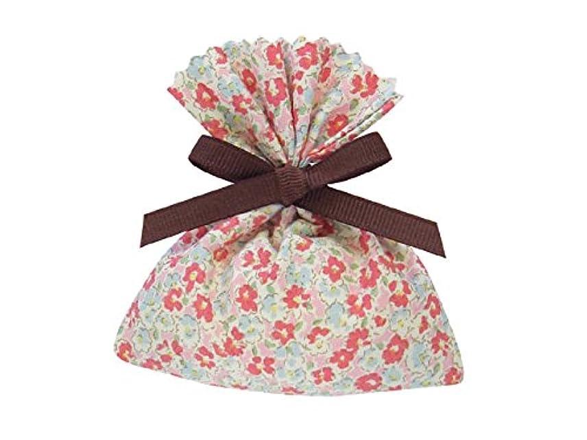 落ち着かないオークランドスリットアロマ サシェ ラベンダーの香り(小花柄) JA-03LAKOB