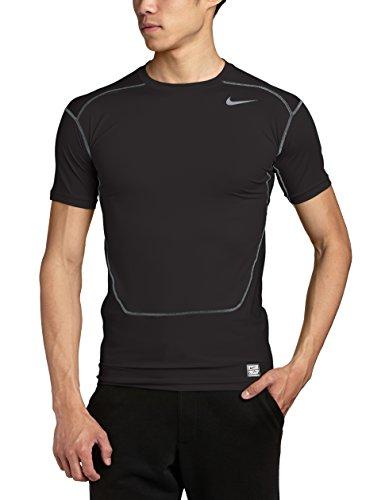 Nike, Maglietta di Compressione a Maniche Corte Uomo...