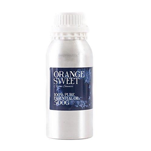 Mystic Moments Olio Essenziale Di Arancio Dolce - 500g - 100% Puro