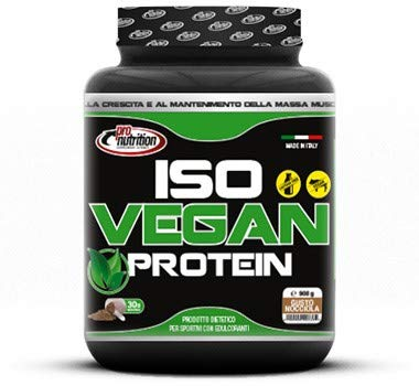ProNutrition ISOVEGAN (908g) Gusto: Cacao-Cocco - Proteina vegetale con Oxynea