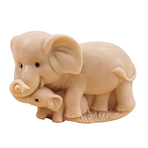 Elephant Moule en silicone fait à la main pour savon Chocolat Gâteau Outil de décoration