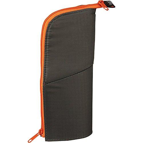 "(Japan Import) Kokuyo ""NeoCritz"" Transformer Pencil Case (2.Gray × Orange)"