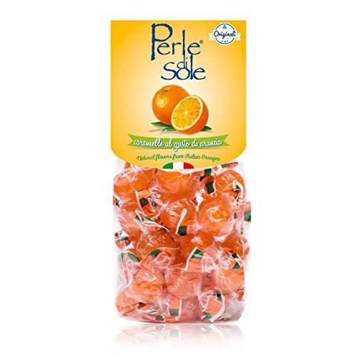 Bonbons mit Orangengeschmack - Perle di Sole - Angebot 6 Stück