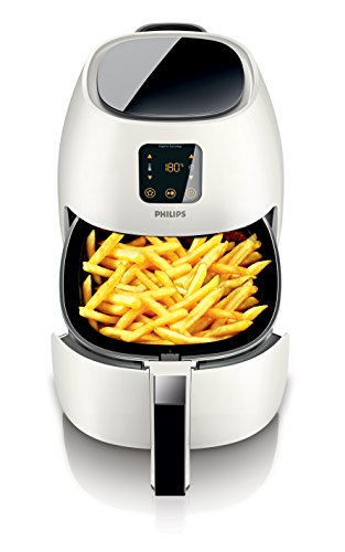 Philips HD9240/30 Avance Collection Airfryer XL Heißluft-Fritteuse, 2100 W, Weiß