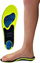 KidSole Cosmic Comfort Reinforced Arch Support Soft & Strong Children's Insole. Slim Profile & Strong Support with Memory Foam Soft Top. ((24 cm) US Kid's Size 3-6)