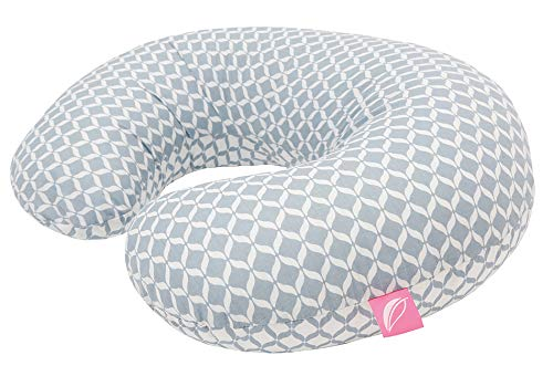 Motherhood Stillkissen ergonomisch, Öko-Tex Standard 100, blau Classic 2020