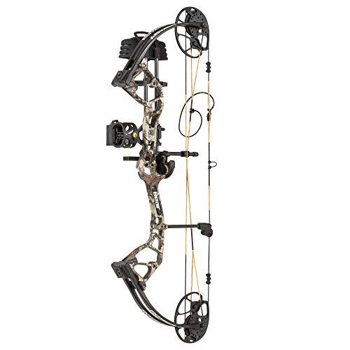 Bear Archery Royale Compound Bow with 5-50 lbs Draw Weight, Stoke (AV02A21095R)