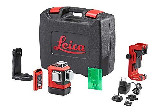 Leica Lino L6G - grüner Multilinienlaser mit Ultra-Power Laserdioden und Li-Ion Akku