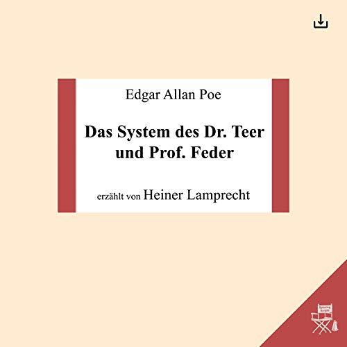 Das System des Dr. Teer und Prof. Feder Titelbild