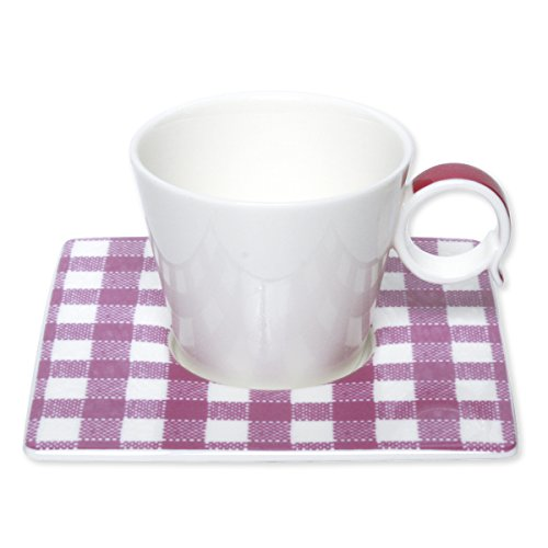 Bruno Evrard Tasse à café en Porcelaine 10cl - Lot de 6 - Home