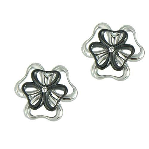 Skagen Designs UK JEB0019 - Orecchino da donna, acciaio inossidabile