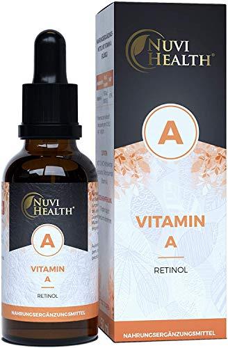 Nuvi Health B.V. -  Vitamin A Tropfen -