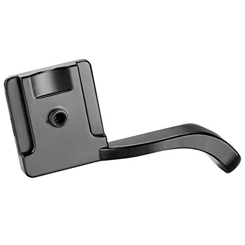 Gadget World Black Thumb Grip for Panasonic Lumix DMC-GX85 (Lumix DMC-GX80 / Lumix DMC-GX7 Mark II) DMC-GX8
