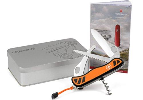 Victorinox Hunter XT Taschenmesser Geschenk-Box mit Wunschgravur