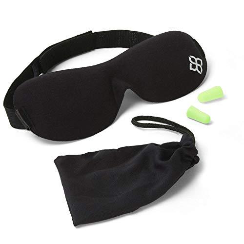Bedtime Bliss Luxury Sleeping Eye Mask for Men & Women. Our Sleep Masks are Adjustable, Contoured &...