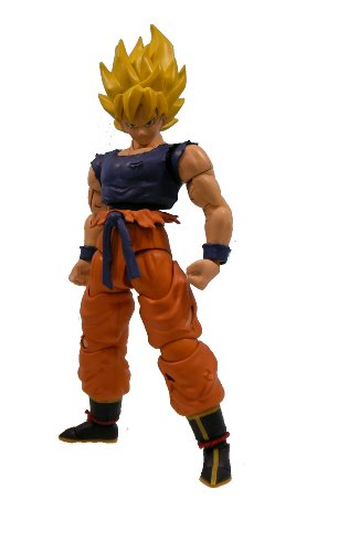 Dragon Ball Kai (Dragonball) MG Master Grade Figure-Rise Action Figur / Modellbausatz: Super Saiyajin Son Goku 22 cm