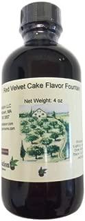 OliveNation Red Velvet Cake Flavor Fountain, 8 Ounce